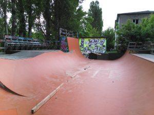 Minirampe Mellowpark