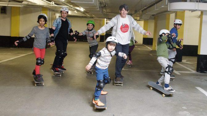 BZ: Heimat auf vier Rollen: Integration auf dem Skateboard