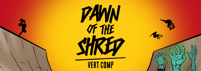 """Dawn of the Shred"""