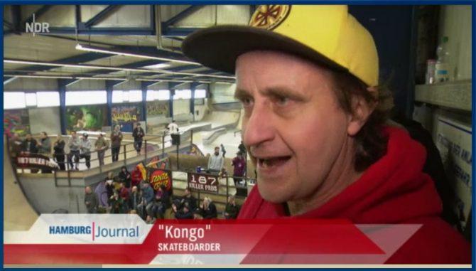 Skateboard-Contest: Wettstreit auf der Halfpipe