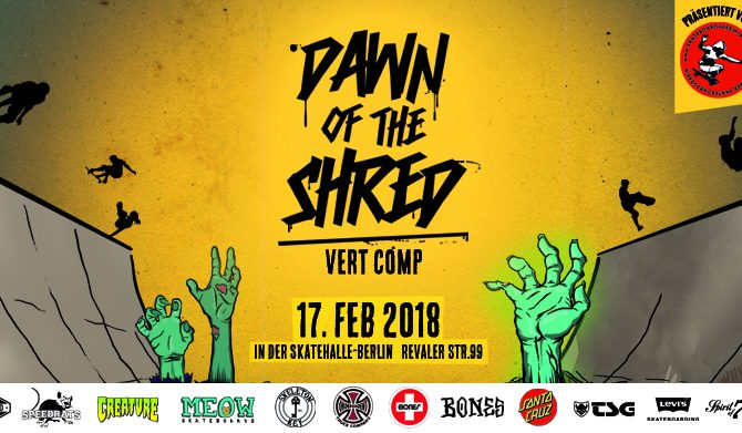 Dawn of the Shred | Vol. II
