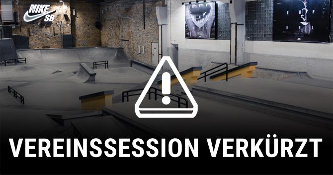 Vereinssession – 26.09. – verkürzt!