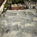 Skatepark Poststadion