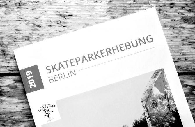 Den Wegweiser zum nächsten Skatepark- endlich Online.