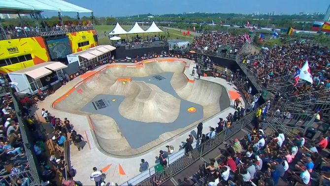Berlin will einen Skatepark bauen!