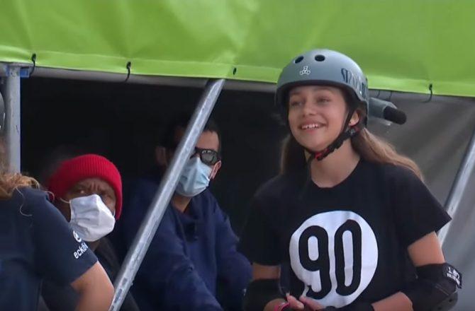 Lilly Stoephasius endgültig einen Startplatz für Tokio qualifiziert!